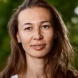 Маша Гудылина - инструктор по роликам