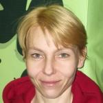 Наташа Бурцева- инструктор по роликовым конькам