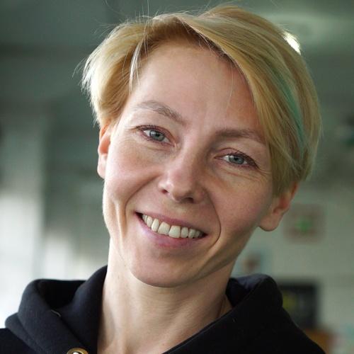Наталья Бурцева - инструктор по роликам
