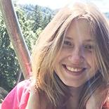 Наталия Мунтян - инструктор по роликам