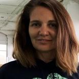 Татьяна Комбарова - инструктор по роликам