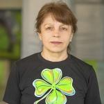 Людмила Варнавская - инструктор по роликам